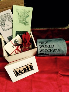2016 New World Witchery Annual Mailer package