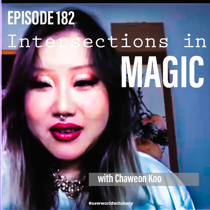 Episode 182 – Intersections in Magic with Chaweon Koo